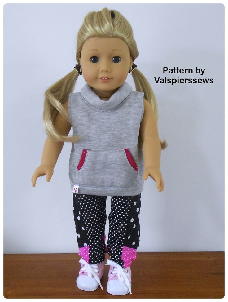 American Girl Doll clothes patterns.