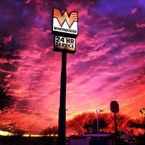 If you don't love Whataburger, you're probably not a Texan.