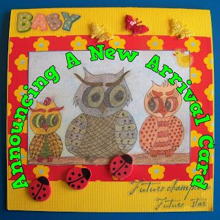 A Pretty Talent Blog: Cardmaking: And Then There Were Three Part 2