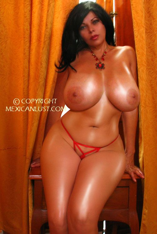 mexican women with small boobs nude
