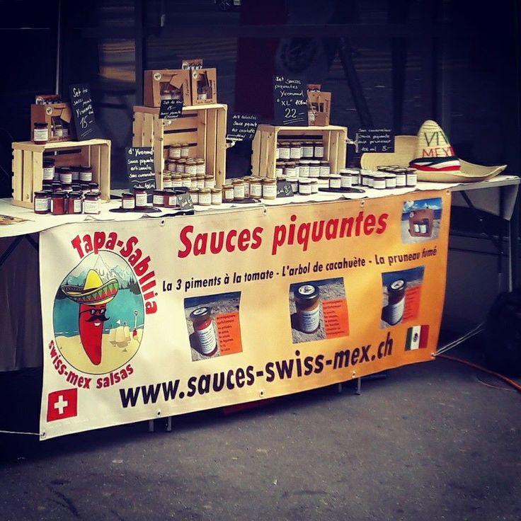Nous fabriquons des sauces piquantes artisanales sans conservateur !