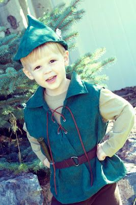 Craft, Interrupted: Costume Week: Peter Pan