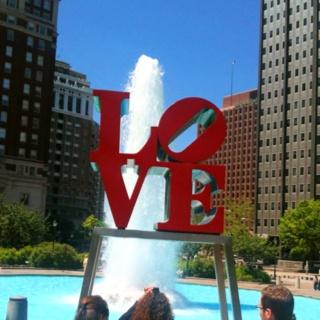 Love park, PA