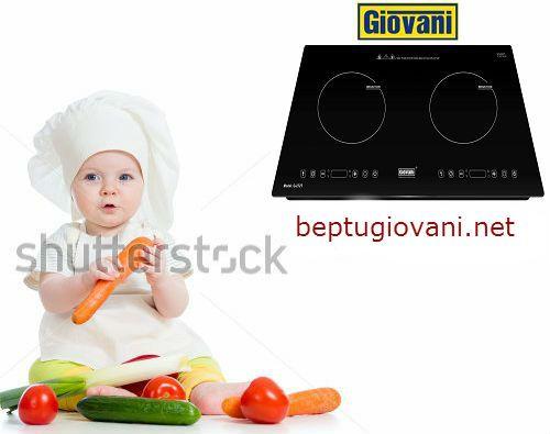 Bếp từ Giovani có tốt không?