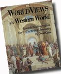 Cornerstone Curriculum: World Views of the Western World by David Quine.  3 years-Ancient, Medieval, Modern