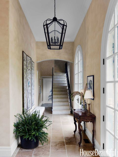 Sunken Foyer Home Decor : Best images about entryways foyers on pinterest