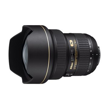 AF-S NIKKOR 14-24mm f / 2.8G ED