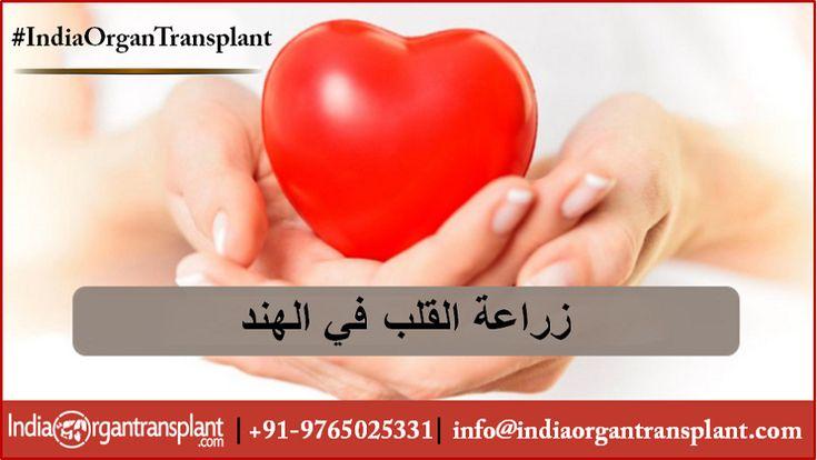 زراعة القلب في الهند أفضل المستشفيات والأطباء والتكلفة في الهند Heart Transplant Organ Transplant Hospital Doctor