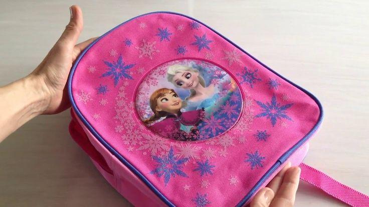 Disney Frost rygsæk til piger - flot og praktisk