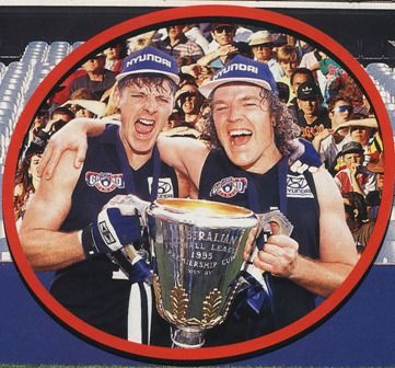 1995 Grand Final : Blueseum - Online Carlton Football Club Museum