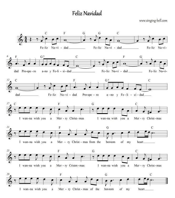 Feliz Navidad_singing-bell