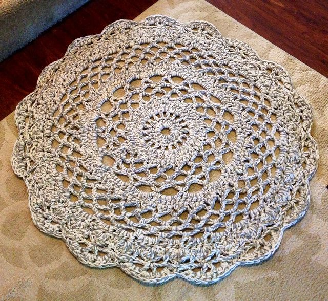 97 best images about Rag rugs & baskets on Pinterest ...