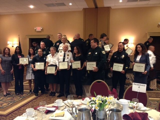The Safety Council Awards Luncheon June 5, 2013  Palm Beach Florida