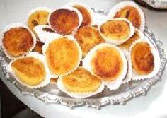 Queijadinhas de Abóbora (Trás-os-Montes)  http://www.docesregionais.com/queijadinhas-de-abobora/ #Bolos, #Doces, #ReceitasdePortugal
