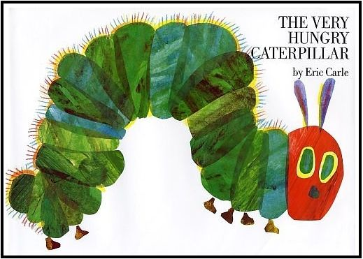 The Very Hungry Caterpillar Book Only $3.89 (Reg. $10.99)!