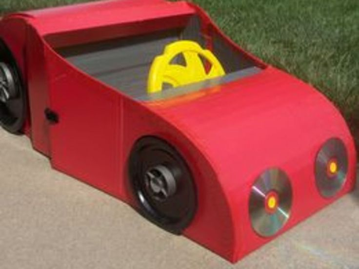 7 Best Cardboard Box Derby Images On Pinterest Derby Cars
