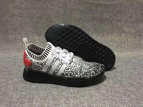 4066ccdf0b6db 2018 Purchase Adidas Originals Runner Primeknit Safari White Black ...