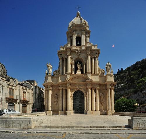 Chiesa San Bartolomeo - Scicli