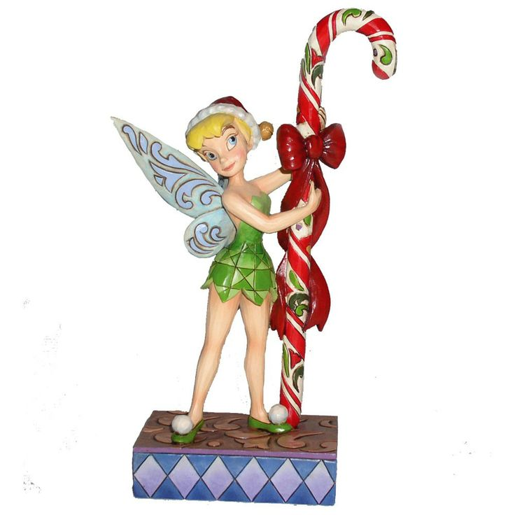 tinkerbell christmas figurines - photo #14