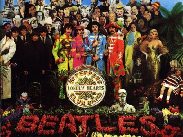 """""""Ecce Homo"""" restaurado na capa de álbum dos Beatles"""