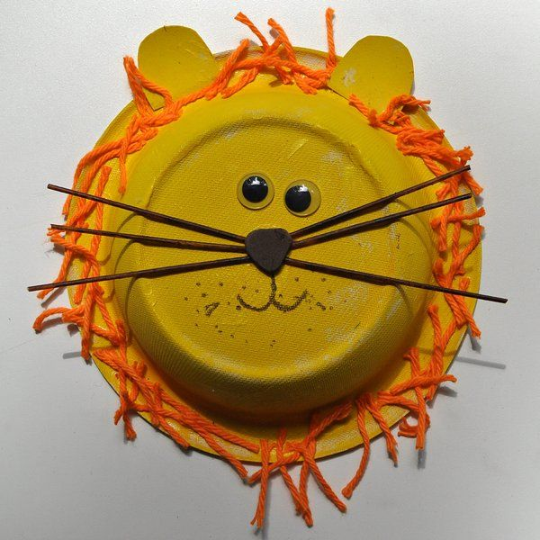 Cute Lion Jungle Safarijungle Animalsjungle Themepreschool
