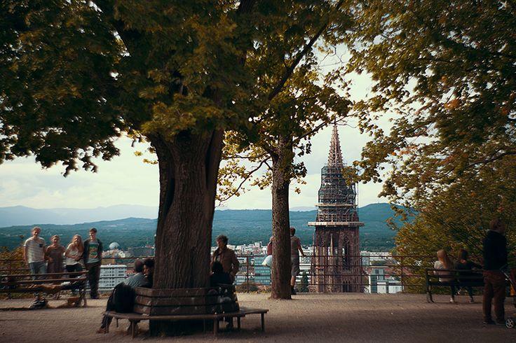 Schlossplatz Freiburg