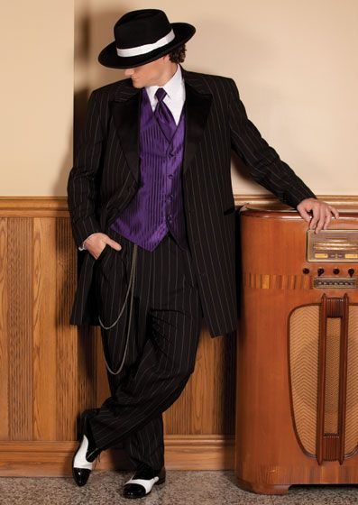 Zoot Suit by After Six