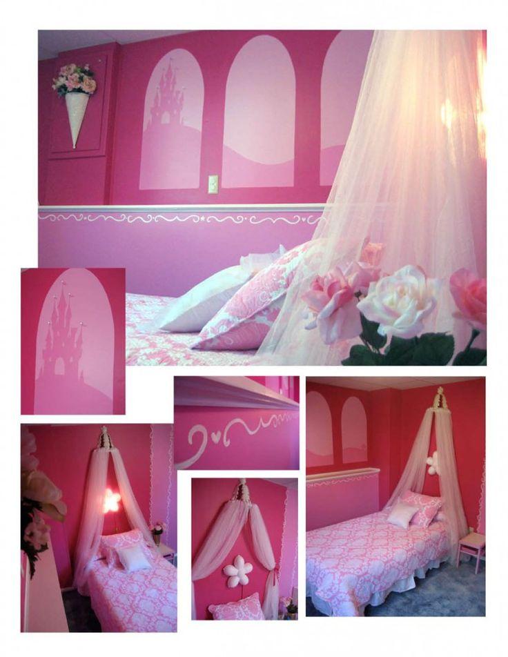 36 Best Disney Princess Bedroom Images On Pinterest