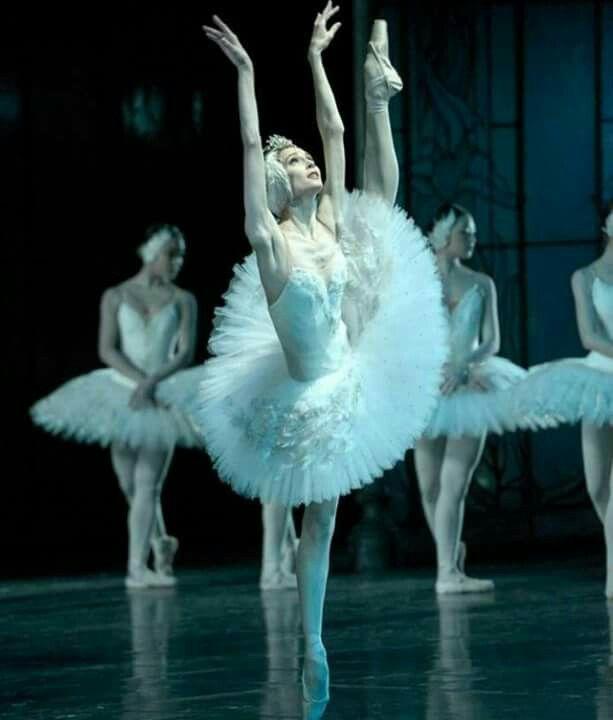 """<<Svetlana Zakharova (Bolshoi Ballet) in """"Swan Lake"""">>"""
