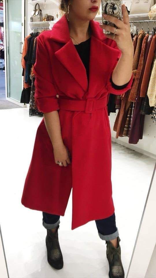 the latest ce609 19b28 Pin su Abbigliamento moda Donna più Firenze Autunno Inverno