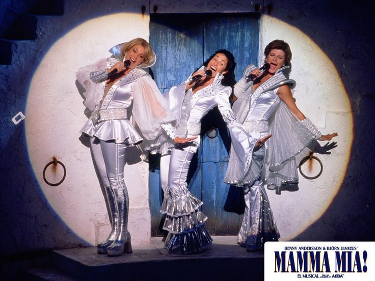 Mamma Mia! és un musical escrit per Catherine Johnson, basat en cançons del grup suec ABBA. El títol del musical prové d'una de les cançons més populars del grup, Mamma Mia, publicada el 1975.