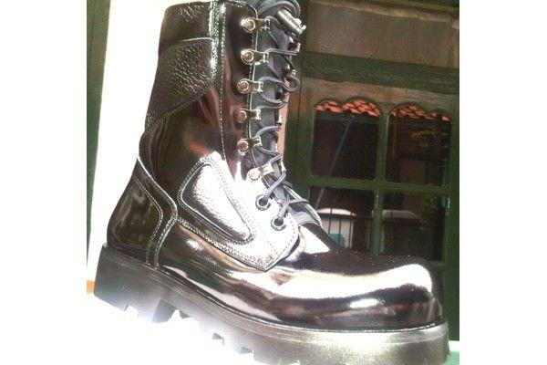 Sepatu Boots Type C-04 DANY :081802060232 / PIN-BB 2316726C   www.ciarmy-boots.com