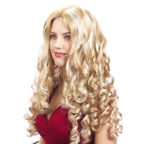 Curly Hair Costume Ideas : Wig for my hocus pocus costume halloween