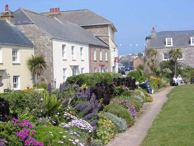 Scilly Isles...I may need to live there. They have no income tax!