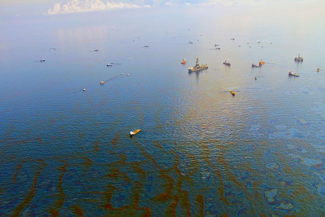 Day 30 of Deepwater Horizon oil spill in the Gulf of Mexico; June 1, 2010. The damage continues to be immense  but even deeper drilling takes place in even more vulnerable areas & ecosystems. Mankind still remains determined to exploit, no matter what!