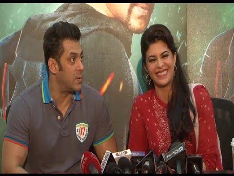 Salman Khan and Jacqueline Fernandez pre KICK movie release EXCLUSIVE INTERVIEW - 2