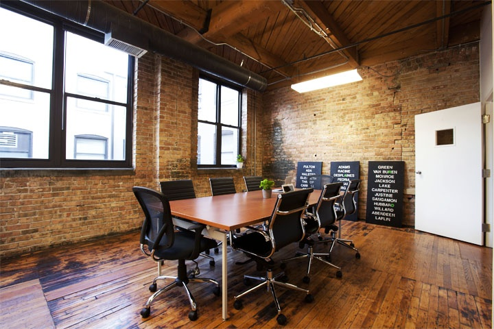 131 best warehouse conference room project references for Shared office space design