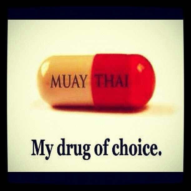 MUAY THAI .....MI UNIKA DROGA;)