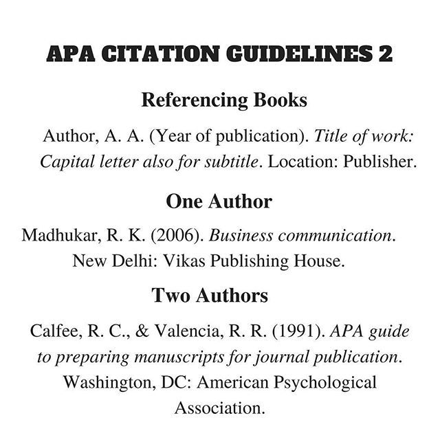 apa citation help The american psychological association developed apa citation style to help you document your sources in a research paper or other project by employing apa citation style, you will give proper credit to authors whose ideas you are using in your own work.