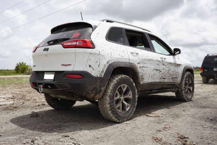 Jeep Cherokee Lift Kit