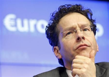 Dutch Finance Minister Jeroen Dijsselbloem says depositors in other eurozone countries may have to pay for banks | A rescue programme agreed for Cyprus on Monday represents a new template for resolving euro zone banking problems and other countries may have to restructure their banking sectors, the head of the region's finance ministers said.