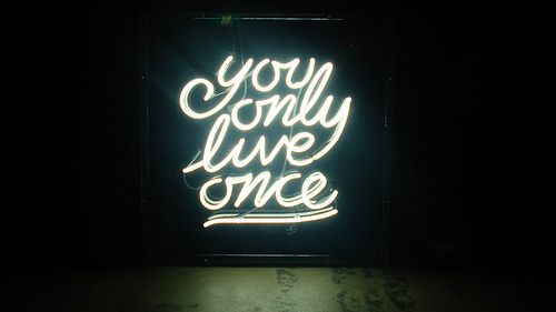 You Only Live Once, that's the motto, says Drake, who's currently on tour! Find Drake tickets on Zigabid.com