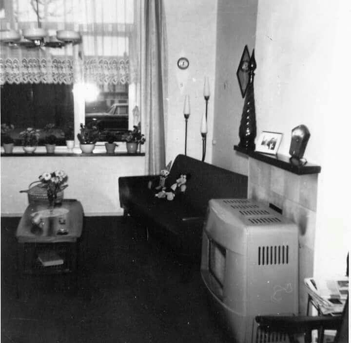 Interieur jaren '60