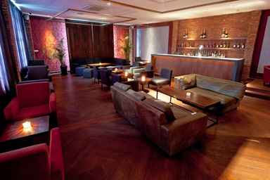 The apartment new york style loft apartment bar shanghai for Apartment design consultant
