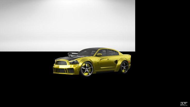 Dodge ChargerSRT8 2112 3DTuning