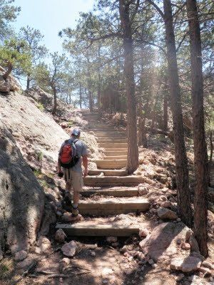 Hiking Horsetooth Rock Trail – Fort Collins, Colorado | Two Knobby Tires