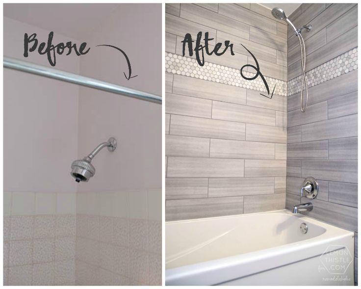 DIY Badezimmer Remodel auf ein Budget (und Überlegungen zur Renovierung in Phasen