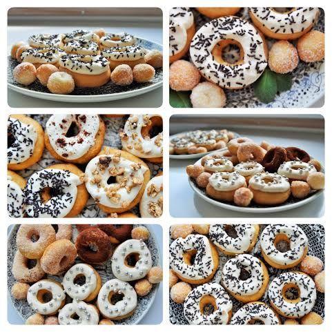 Find vores opskrift på luftige doughnuts med arganolie-creme på http://nafema.com/luftige-doughnuts-med-arganolie-creme/