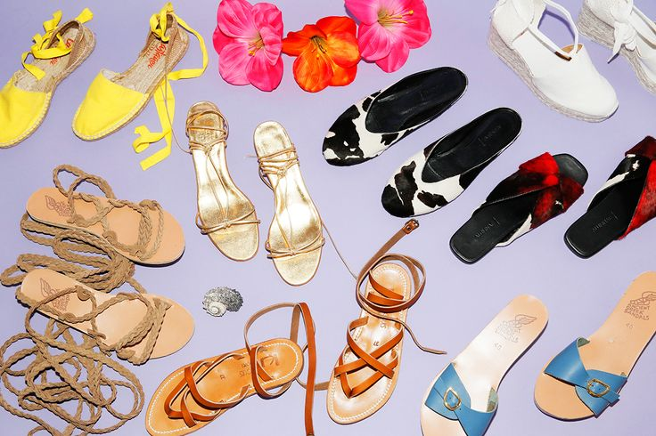 In case you need to cover your feet in the upcoming months, here are the best summer shoes 2016.