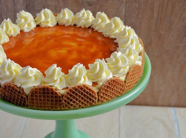Op zoek naar een verrukkelijk recept voor een eenvoudig te maken stroopwafel taart? Dan ben je hier aan het juiste adres voor een heerlijk recept!